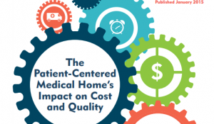 Cms patient centered medical home model