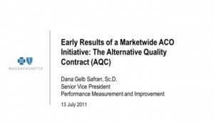 ACOs: What is all the noise about?
