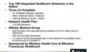 Affinity's Medical Home Journey - Operational, Clinical, and Financial Perspectives