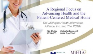 A Regional Focus on Advancing Health and the PCMH