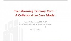 The Role of Health Technology in the New Care Models