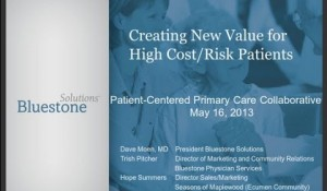 Meeting Patients Where They Are: A Medical Home Model for High-Risk Patients